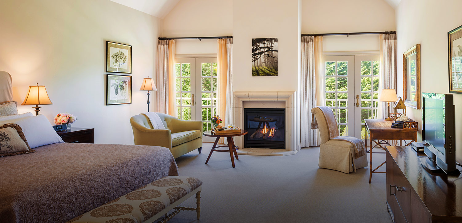 Treat yourself to a Half Moon Bay getaway