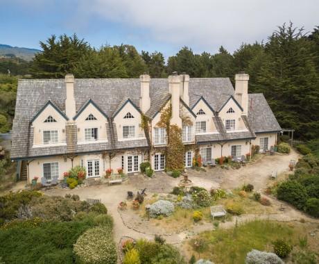 Aerial Photos - Relax & Unwind at the Seal Cove Inn