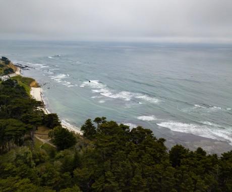 Aerial Photos - Enjoy A Fresh Ocean Breeze